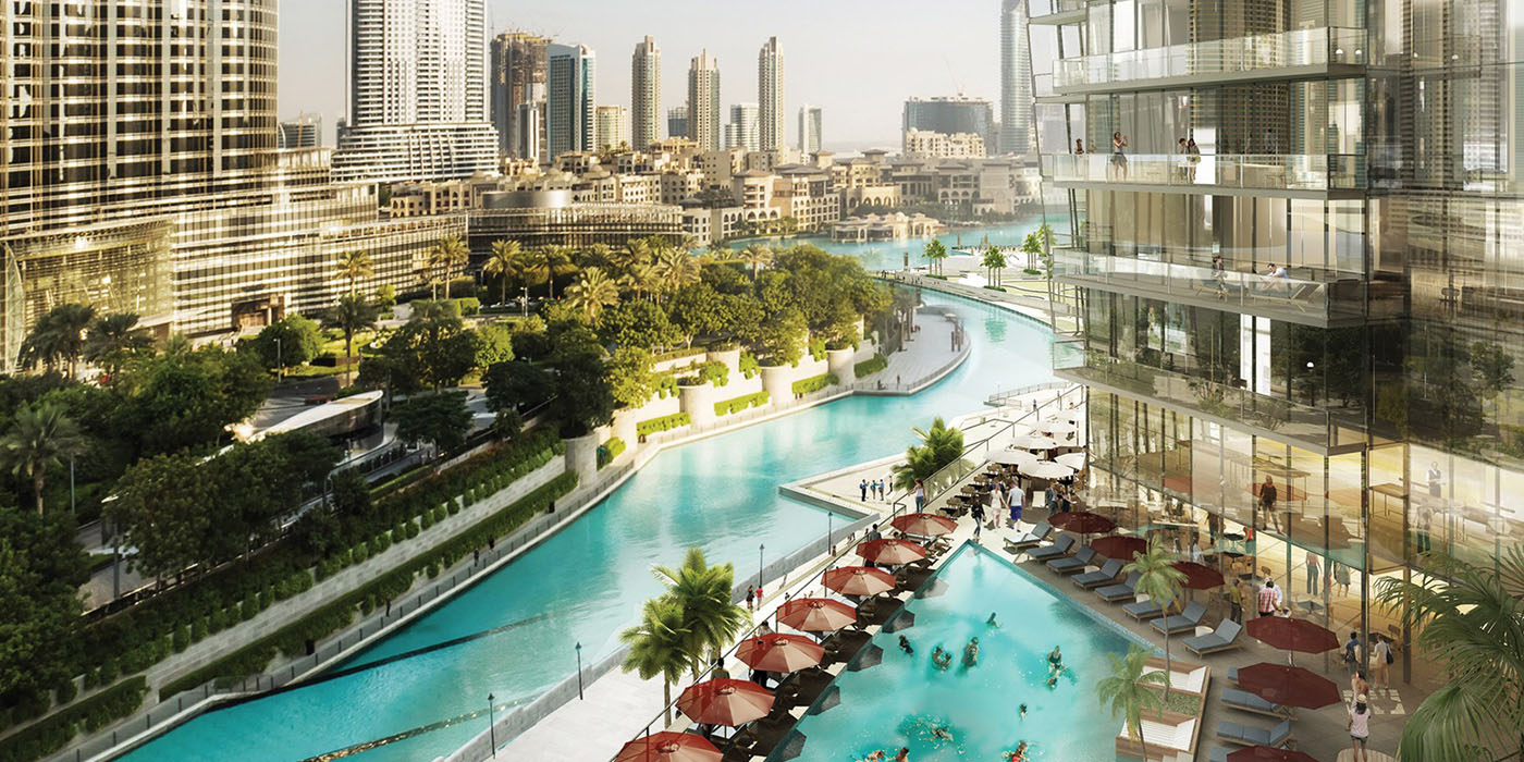 The Emaar Address Residences