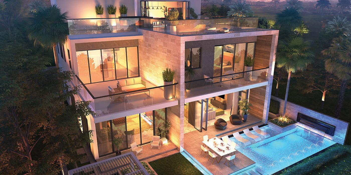 Melrose Estates Damac Hills